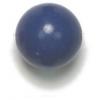 Semi-Precious 10mm Round Reconstructed Lapis Lazuli